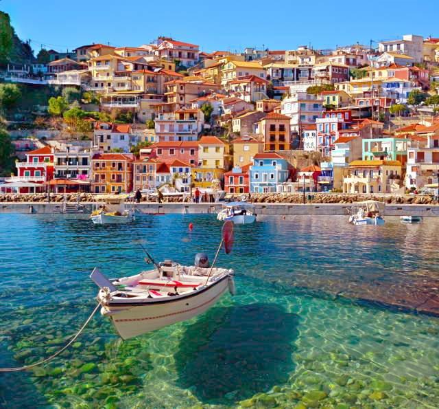 Corfu shore excursions