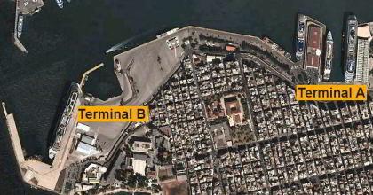 Piraeus meeting points