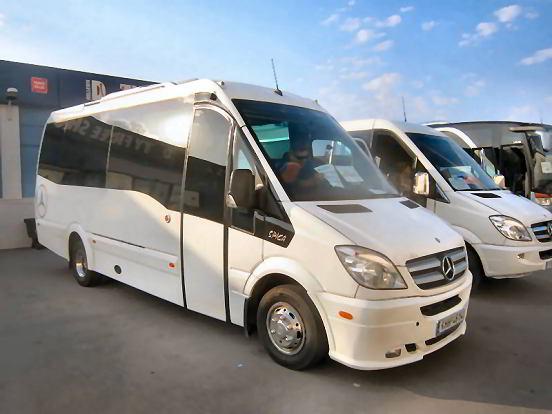 Katakolon minibus private tour