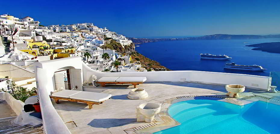 tours of Santorini from €35